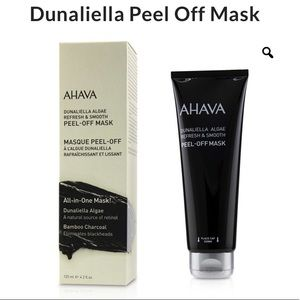 AHAVA Dunaliella Algae Refresh Smooth PeelOff Mask